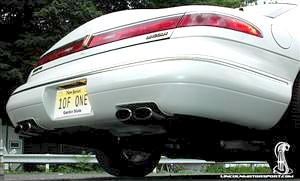 lincoln exhaust